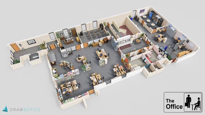 The-Office-US-3D-Floor-Plan-Drawbotics-4K