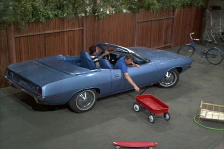 mike car