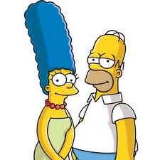 hairmarge and homer